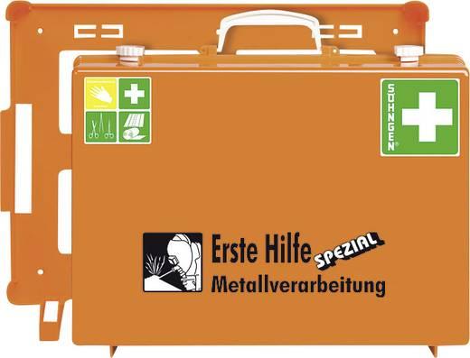 Söhngen 0360108 Erste-Hilfe-Koffer Metallverarbeitung DIN 13157 + Erweiterungen Orange