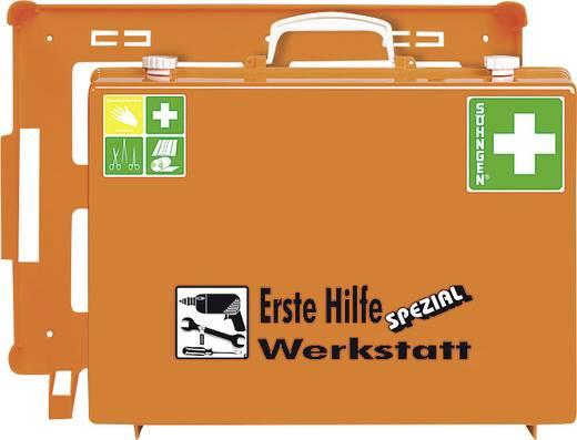 Söhngen 0360111 Erste-Hilfe-Koffer Werkstatt DIN 13 157 + Erweiterungen Orange