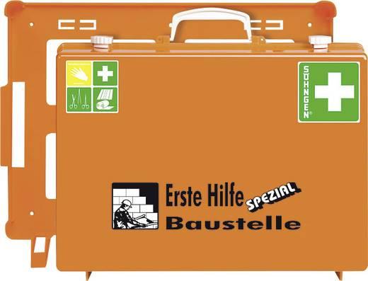 Söhngen 0360101 Erste-Hilfe-Koffer Baustelle DIN 13 157 + Erweiterungen Orange