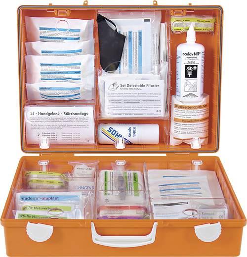 Söhngen 0360127 Erste-Hilfe-Koffer Großhandel & Lagerei DIN 13 157 + Erweiterungen Orange