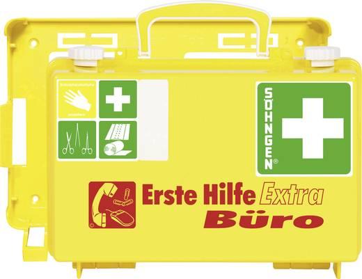 Söhngen 0320126 Erste-Hilfe-Koffer EXTRA Büro DIN 13157 Leucht-Gelb