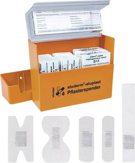 Pflasterspender (L x B x H) 160 x 122 x 57 mm Söhngen ALUDERM®-ALUPLAST PFLASTERSPENDER CO10910