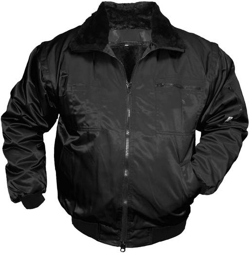 Griffy 4204 WISENT 4-in-1-Pilotjacke S Schwarz