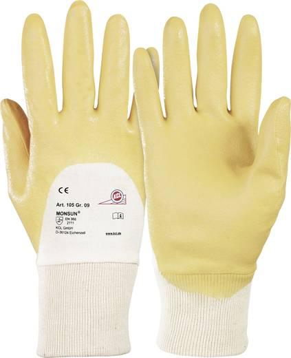 Baumwolle Arbeitshandschuh Größe (Handschuhe): 7, S EN 388 KCL Monsun® 105 1 Paar