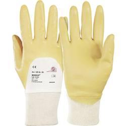Pracovní rukavice KCL Monsun® 105, 100% bavlna snitrilovou vrstvou, velikost rukavic: 7, S
