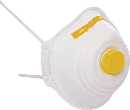 Feinstaubmaske mit Ventil FFP1 EKASTU Sekur 411 381 12 St.