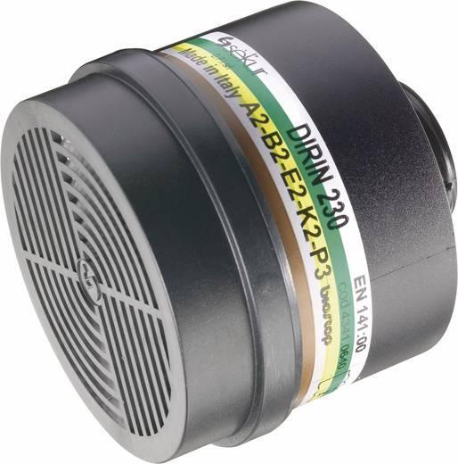 EKASTU Sekur Mehrbereichs-/Kombinationsfilter DIRIN 230 A2B2E2K2-P3R D 422 782 Filterklasse/Schutzstufe: A2B2E2K2-P3 RD
