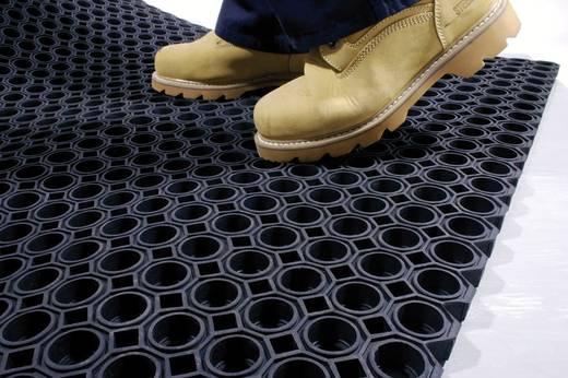 COBA Plastics Robuste Schmutzfangmatte Ringmat L x B (150 x 100 cm) Schwarz