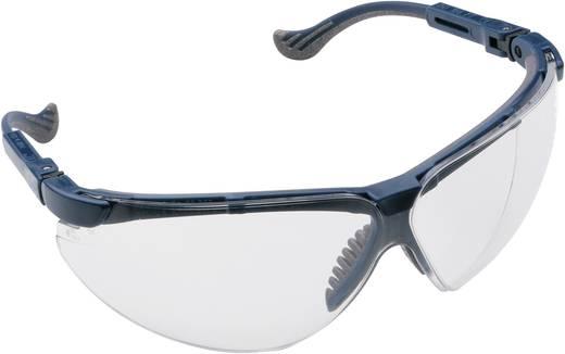 Schutzbrille Honeywell 1011027 Blau, Schwarz DIN EN 166-1
