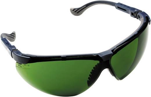 Schutzbrille Honeywell 1011021 Blau, Schwarz DIN EN 166-1