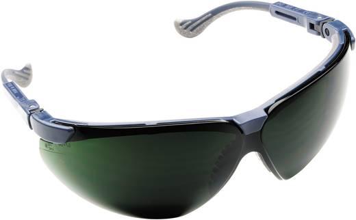 Schutzbrille Honeywell 1011020 Blau, Schwarz DIN EN 166-1