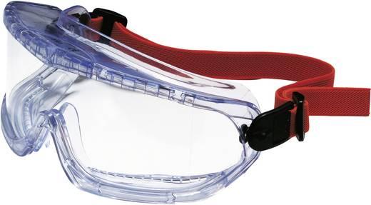Vollsichtbrille Honeywell 1006193 Rot DIN EN 166-1