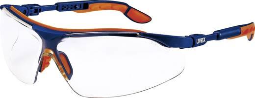 Schutzbrille Uvex I-VO BLAU/ORANGE 9160265 Blau, Orange DIN EN 166-1, DIN EN 170