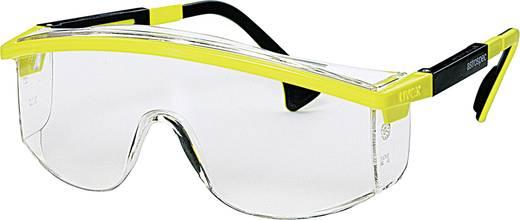 Schutzbrille Uvex ASTROSPEC GELB/SCHWARZ 9168035 Gelb, Schwarz DIN EN 166-1, DIN EN 170