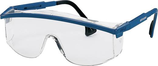 Schutzbrille Uvex ASTROSPEC BLAU 9168065 Blau, Schwarz DIN EN 166-1, DIN EN 170