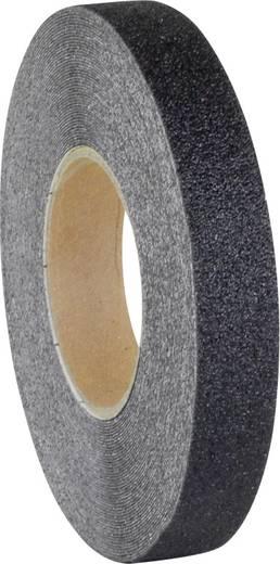 Mehlhose m2-Antirutschbeläge, selbstklebend (L x B) 18.3 m x 100 mm Farbe Schwarz
