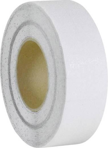 Mehlhose m2-Antirutschbeläge, selbstklebend (L x B) 18.3 m x 150 mm Farbe Transparent