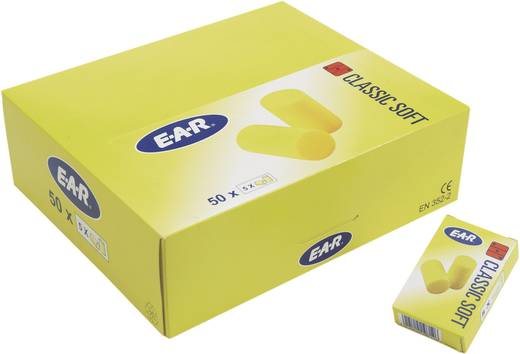 Gehörschutzstöpsel 36 dB einweg EAR Classic Soft™ FP01800 250 Paar