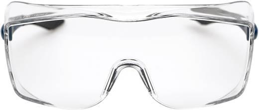 Schutzbrille 3M 17-5118-3040 Blau, Schwarz DIN EN 166-1