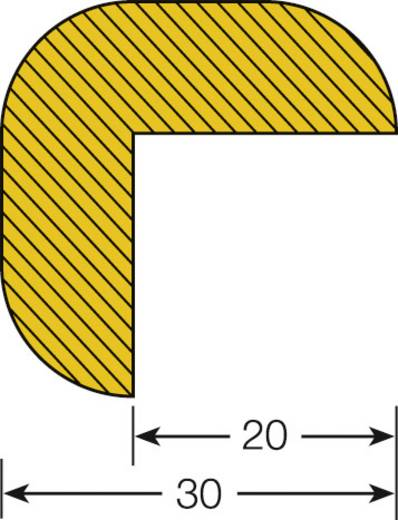 Moravia 422.17.559 Warn- und Schutzprofil (L x B) 30 mm x 30 mm