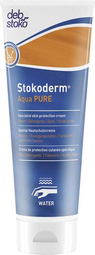 Hautschutzcreme 100 ml Deb Stoko derm® aqua sensitive soft cream SAQ100ML 1 St.