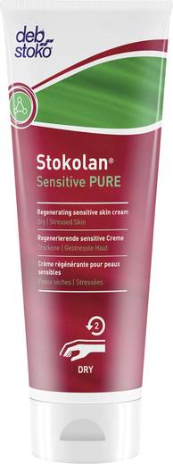 Stoko 99037946 Hautpflegecreme Stokolan® Sensitive PURE 100 ml