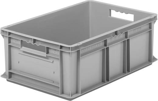 Euro-Fix-Kasten (L x B x H) 600 x 400 x 220 mm Grau EF6220 1 St.