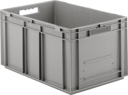 Euro-Fix-Kasten (L x B x H) 600 x 400 x 320 mm Grau EF6320 1 St.