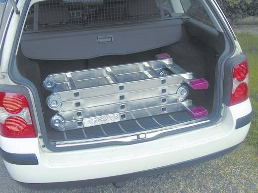 Aluminium Mehrzweckleiter Arbeitshöhe (max.): 4.65 m Krause 85009 Silber 12 kg