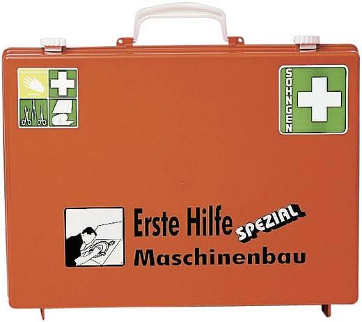Söhngen 0360119 Erste-Hilfe-Koffer Maschinenbau DIN 13 157 + Erweiterungen Orange