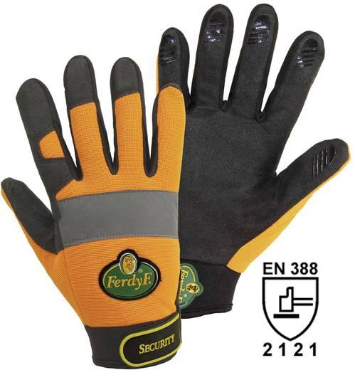 Clarino®-Kunstleder Montagehandschuh Größe (Handschuhe): 7, S EN 388 CAT II FerdyF. SECURITY 1905 1 Paar