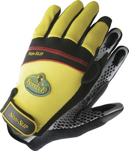 FerdyF. 1930 Handschuh Mechanics NON-SLIP CLARINO®-Kunstleder und Elasthan Größe (Handschuhe): 9, L