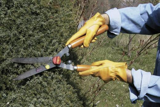 Narbenleder Montagehandschuh Größe (Handschuhe): 9, L EN 388 CAT II FerdyF. Conductor Garten 1610 1 Paar