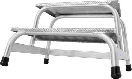 aluminium montagetritt arbeitsh he max m krause 805027 silber 5 kg kaufen. Black Bedroom Furniture Sets. Home Design Ideas