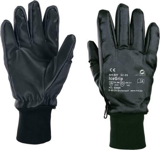 PVC Arbeitshandschuh Größe (Handschuhe): 9, L EN 388 , EN 511 CAT III KCL IceGrip 691 691 1 Paar