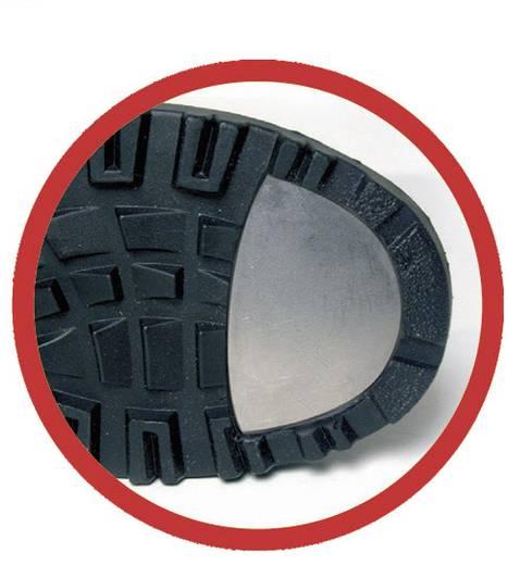 Sicherheitsstiefel S5 Größe: 44 Schwarz, Grau L+D STOPRAIN 24999 1 Paar