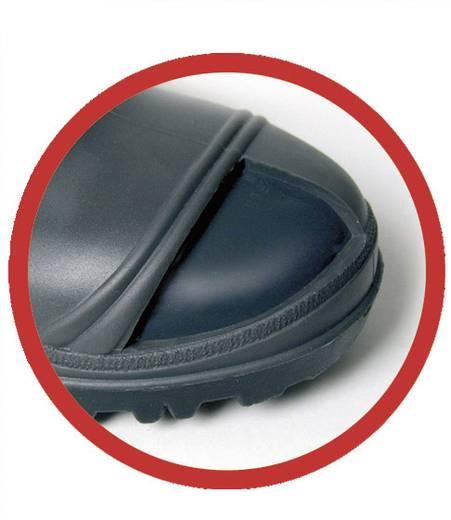 Sicherheitsstiefel S5 Größe: 47 Schwarz, Grau L+D STOPRAIN 24999 1 Paar