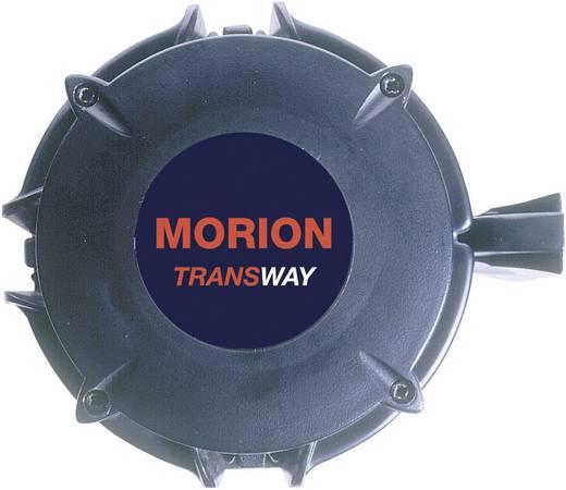 Moravia 179.88.039 MORION Gurtpfosten Schwarz, Gelb, Schwarz (Ø x H) 150 mm x 895 mm