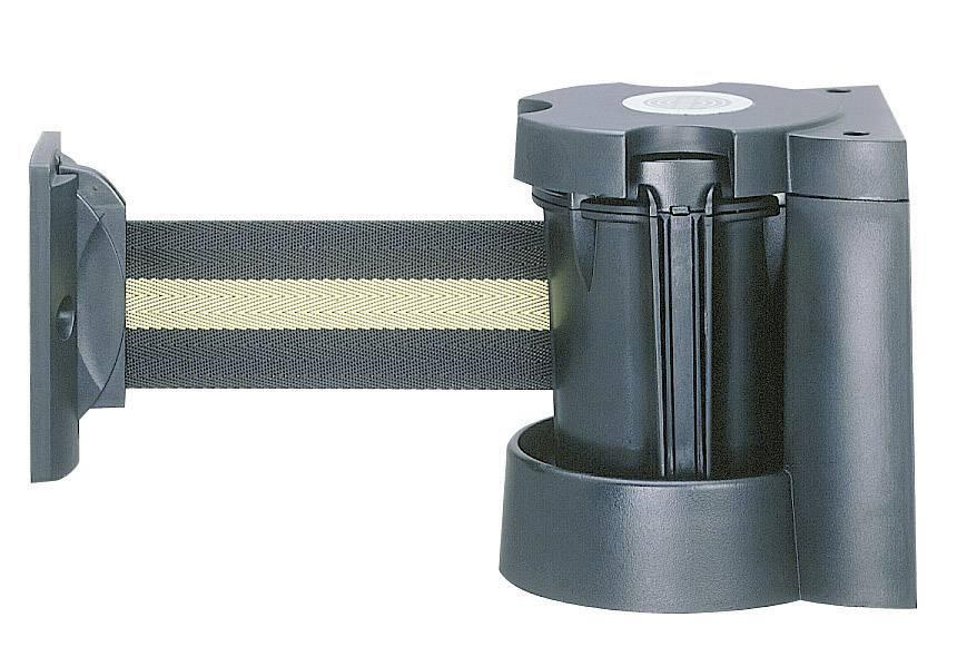 Gummihalter f Glancetron 2009 Handscanner hellgrau oder schwarz