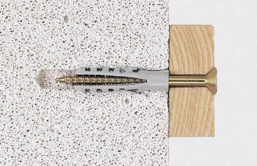 Spreizdübel Fischer S 8 40 mm 8 mm 50108 100 St.