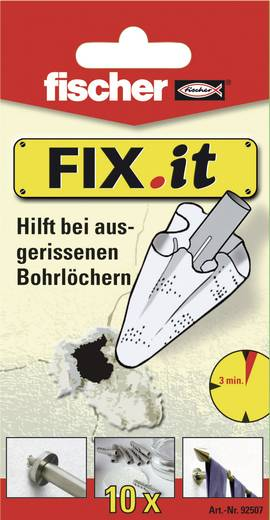 Reperaturvlies Fischer FIX.it 92507 10 St.