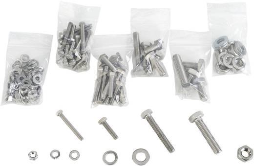 Kombi-Schrauben-Sortiment Nachfüllpackung 250 St. 838523