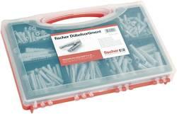 Boîte de chevilles Fischer SX / UX, nylon, rouge, 1 set
