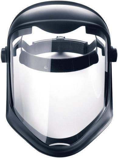 Schutzvisier Honeywell Bionic 1011933 Schwarz, Transparent DIN EN 166