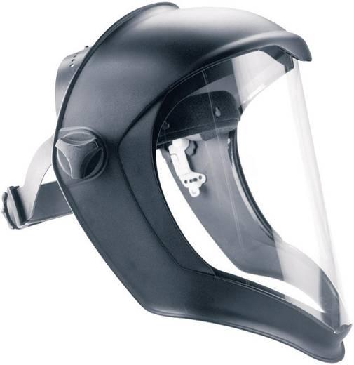 Schutzvisier Honeywell Bionic 1011624 Schwarz, Transparent DIN EN 166, DIN EN 169, DIN EN 170