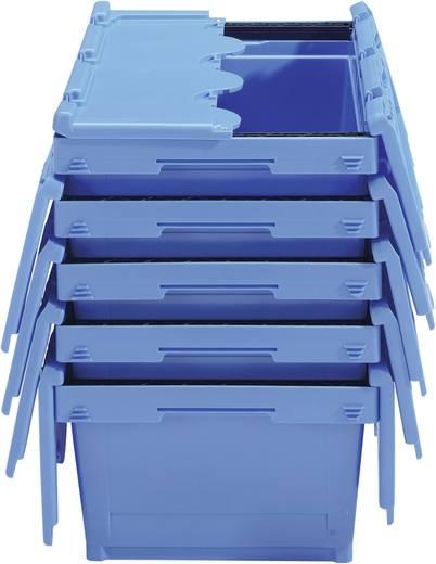 Mehrwegbehälter (L x B x H) 609 x 399 x 297.5 mm Blau KMB DH 627 1 St.
