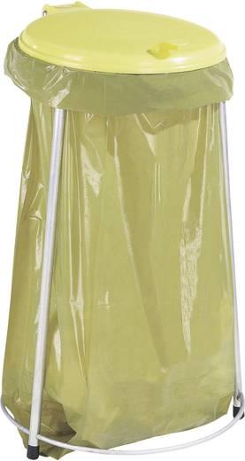 Müllsackständer 70 l (L x B x H) 420 x 420 x 680 mm Gelb 1 St.