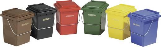 Mülleimer 10 l Mülli (B x H x T) 175 x 300 x 195 mm Anthrazit 1 St.