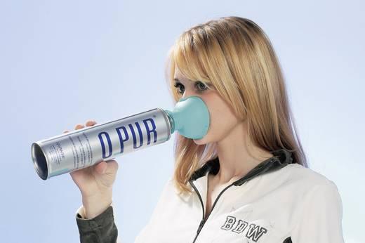 Sauerstoffflasche oPur PZN4654661 mit Mundstück
