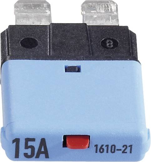 Sicherungsautomat Standard Flachsicherung 15 A Blau 1610 CE1610-21-15A 1 St.